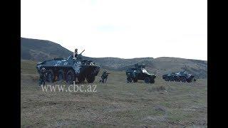Граница Азербайджана и Армении. Как несут службу пограничники в зоне боевых действий