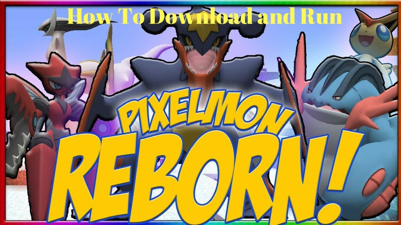 How to download pixelmon mod 1. 10. 2 |mac| (with forge) youtube.