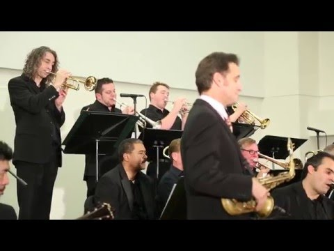 Eric Mariental - Kingwood Big Band