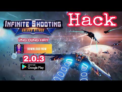 Hack game Chiến cơ huyền thoại: chiến tranh không gian bản mới nhất.