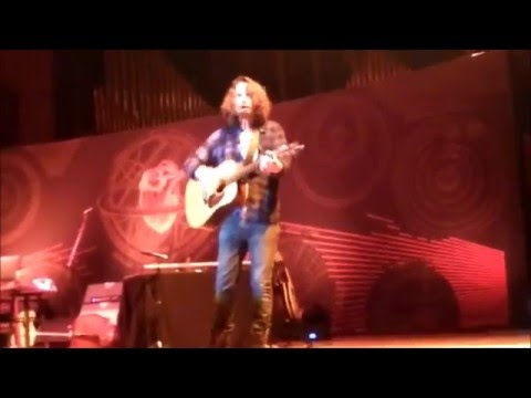 Chris Cornell live at  Lisinski Hall, Zagreb, 14.04.2016