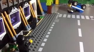 Lego Batman Test
