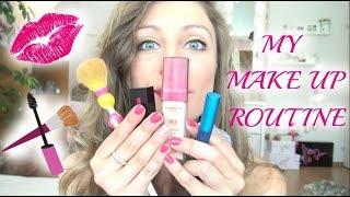 My Make Up Routine/Asya Eneva/Моят Ежедневен Грим/Ася Енева