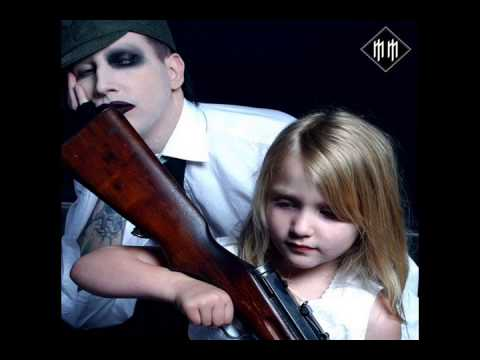 Marilyn Manson - The KKK Took My Baby Away - Golden Age of Grotesque Cover
