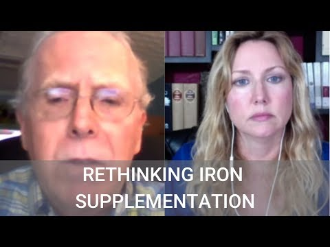 Live to 110 Podcast #162 Rethinking Iron Supplementation with Morley Robbins