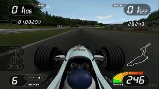 Formula One 2001 PS2 Gameplay HD (PCSX2)