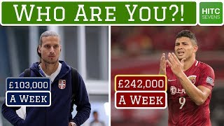 7 Best Paid Footballers You've Never Heard Of