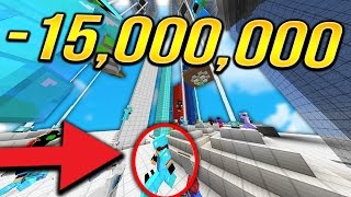SCAMMER STOLE 15,000,000 FROM INNOCENT!!!| (Minecraft SKYBLOCK) #9