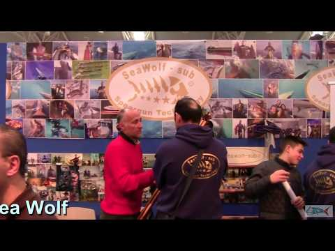 Pescasub : Fiera Big Blu Roma 2014 Subinitaly - Claudio Basili