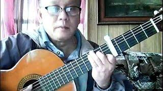 Thung Lũng Hồng (Phạm Mạnh Cương) - Guitar Cover by Hoàng Bảo Tuấn