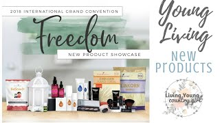Video Young Living Freedom 2018 Convention Product Showcase download MP3, 3GP, MP4, WEBM, AVI, FLV Juni 2018