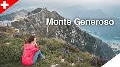 Wanderung im Tessin - Monte Generoso - Ausflugstipp Vlog