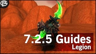 725 - Guides and Class Changes for all