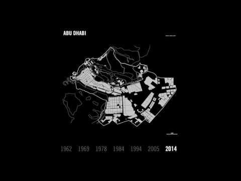 Urban development of Abu Dhabi, Dubai, and Sharjah
