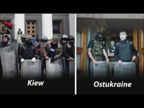 Russia again, Feindbild, Geile Sendung die Anstalt bei ZDF