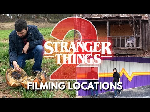 Stranger Things Season 2 | Filming Locations