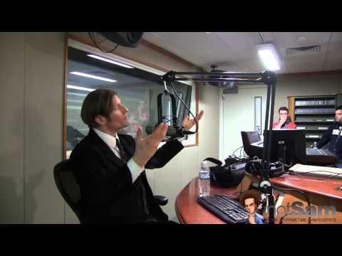 Crispin Glover explains bizarre Letterman appearance...kind of