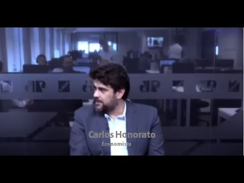 Carlos Honorato no Economia em Foco da JP