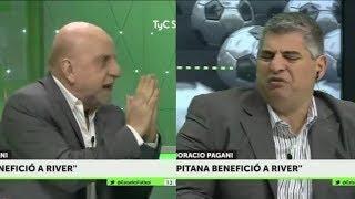 Farinella enojado tras el Superclásico y Pagani se la agarra con Pitana