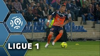 But Anthony MOUNIER (40') / Montpellier Hérault SC - Paris Saint-Germain (1-2) - (MHSC-PSG) 2014-15
