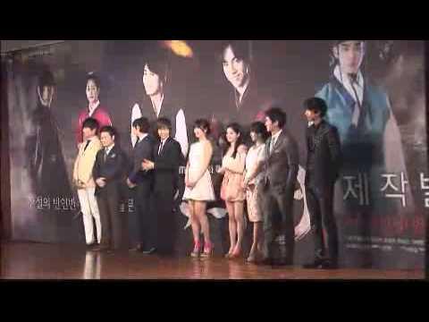 [구가의 서] Gu Family Secret / Gu Family Book Press Conference . 20130402 [part1]