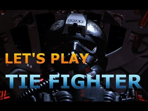 Let's Play Star Wars TIE Fighter - Intro |