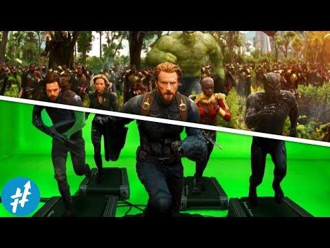 Tanpa EFEK CGI, Film - Film Hollywood Terlihat Seperti...