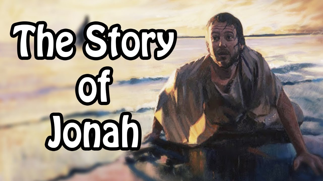 The Story of Jonah & The Giant Fish (Biblical Stories Explained)