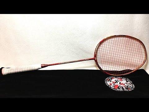 Li Ning N 99 Chen Long Metallic Blue LTD  Badminton Racket