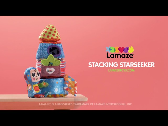 Lamaze Stacking Starseeker – From TOMY