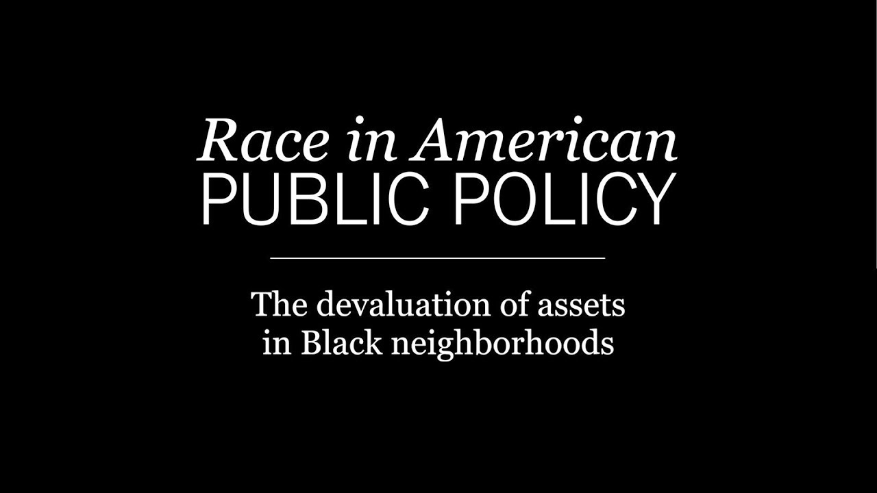 Insights from Andre Perry, Brookings Fellow & Speaker at Housing Washington 2020