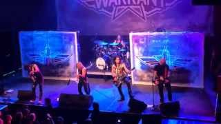 Download Warrant Uncle Tom's Cabin Live 2014 MP3 song and Music Video