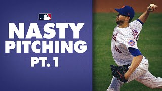 2020 MLB Nasty Pitching, Pt. 1! (Dirtiest pitches of 2020, ft. Jacob deGrom, Trevor Bauer + more)