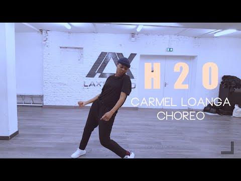 CARMEL LOANGA- H20 TINK CHOREOGRAPHY
