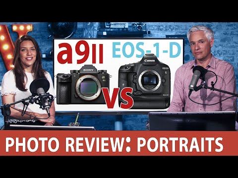 Sony a9 II & Canon 1DX III predictions, PORTRAITS review, Nerdy stuff (TC LIVE) thumbnail
