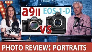 Sony a9 II & Canon 1DX III predictions, PORTRAITS review, Nerdy stuff (TC LIVE)