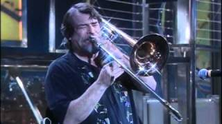 "Chris Brubeck (trombone) plays ""(What Did I Do to Be So) Black and Blue"" by Fats Waller"