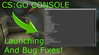 [EASY] CS:GO How to Launch Console and Error Fixes!