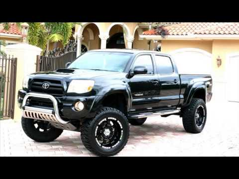 toyota tacoma lifted  YouTube