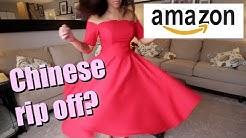 AMAZON DRESSES *TRY ON* | ITSJUSTKELLI