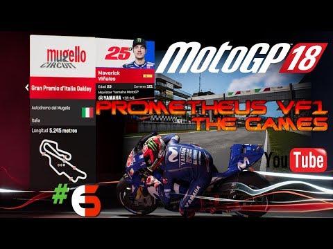 MOTOGP 18 #ItalianGP MAVERICK VIÑALES | DIFICIL
