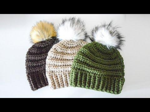 "THE ""VALDIVIA"" CROCHET HAT | CJ Design ♡"