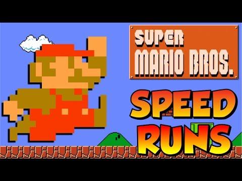 Super Mario Bros. Speedruns (Any%) | Training For the Mario Power Hour!!