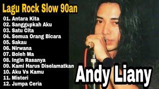 Andy Liany Full Album Mp3 | Sanggupkah Aku | Lagu Rock | Musik Rock | Band Rock | Rock Slow 90an