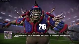 Mutant Football League (Xbox One) Attackers vs Tyrants