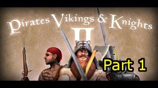 Vikings Vs Pirates Vs Knights 2: Part 1 ft. @MattzionWe