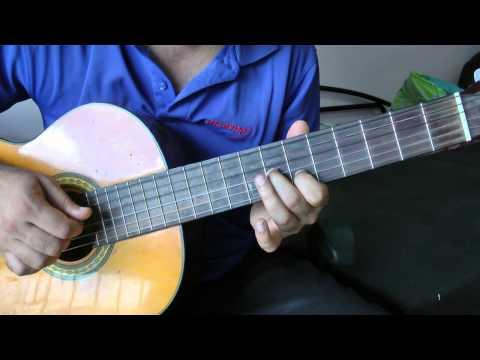 Уроки на гитаре Самоучитель игры на гитаре Нотная