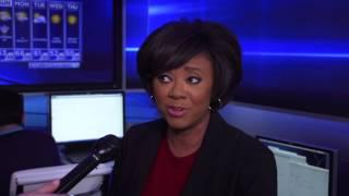 NBC 4's Janice Huff Explains NYC's Whacky Weather