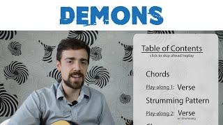 "How To Play ""Demons"" by Imagine Dragons"