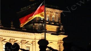 Großer Zapfenstreich anlässlich - 60 Jahre Bundeswehr